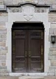 Medievil dörrar Royaltyfria Foton