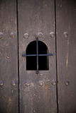 Medievil door Royalty Free Stock Photos
