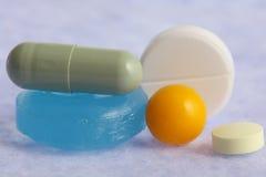 medikament Arkivfoton