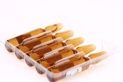 Medikament für starke Gesundheit Lizenzfreie Stockfotos