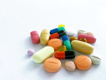 medikament iii Royaltyfria Foton
