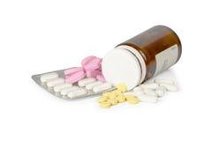 Medikation Lizenzfreies Stockbild