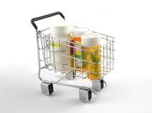 Medikation Lizenzfreie Stockbilder