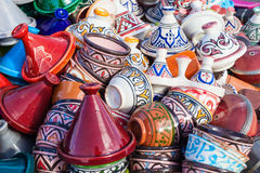 Medina à Marrakech Image stock