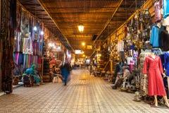 Medina à Marrakech Photographie stock libre de droits