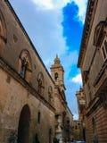 Medina στη Μάλτα Στοκ φωτογραφίες με δικαίωμα ελεύθερης χρήσης