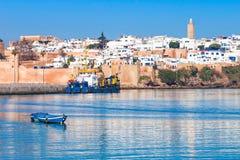 Medina στη Rabat Στοκ Φωτογραφίες