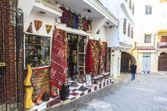 Medina στο Tangier, Μαρόκο Στοκ φωτογραφία με δικαίωμα ελεύθερης χρήσης