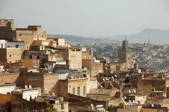 Medina του Fez Στοκ εικόνες με δικαίωμα ελεύθερης χρήσης