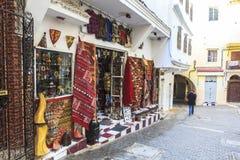 Medina в Танжере, Марокко Стоковое фото RF