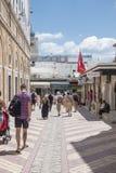 Medina в Тунисе стоковая фотография