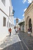 Medina в Тунисе стоковая фотография rf