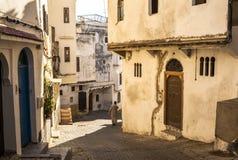 Medina Танжера, Марокко Стоковые Изображения