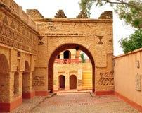 Medina agadir Stock Photo