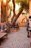 Medina arabe Photo libre de droits