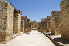 Medina Azahara, Córdova, a Andaluzia, Espanha imagem de stock