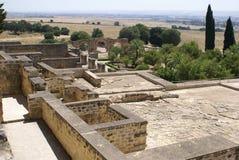 Medina Azahara palace in Cordoba, Andalusia, Spain, Europe Stock Image