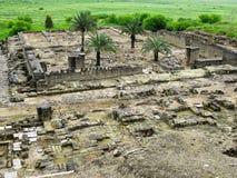 Medina Azahara. Ruins of old mosque in Medina Azahara. Cordoba.  Spain Stock Photo