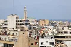 Medina of Casablanca, Morocco Stock Image