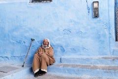 Medina Chefchaouen, Μαρόκο, Αφρική Στοκ Εικόνες