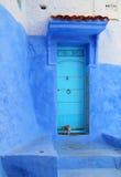 Medina Chefchaouen, Μαρόκο. Στοκ Φωτογραφίες