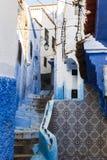 Medina Chefchaouen στο Μαρόκο Στοκ εικόνες με δικαίωμα ελεύθερης χρήσης