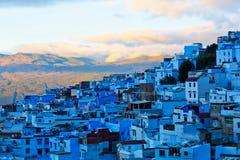 Medina Chefchaouen, Maroko Obraz Royalty Free