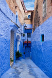 Medina of Chefchaouen, Morocco Stock Photos