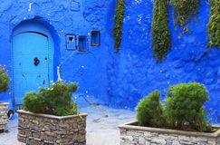 Medina of Chefchaouen, Morocco Stock Image