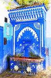 Medina of Chefchaouen, Morocco Royalty Free Stock Photography