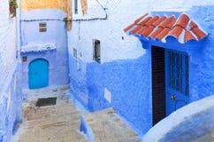 Medina of Chefchaouen, Morocco Royalty Free Stock Photos