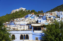 Medina of Chefchaouen, Morocco Royalty Free Stock Photos