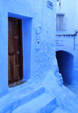 Medina of Chefchaouen, Morocco. Stock Images