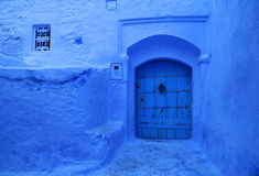 Medina of Chefchaouen, Morocco. Stock Photo