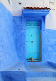 Medina of Chefchaouen, Morocco. Stock Photos