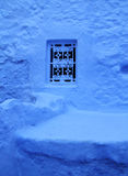 Medina of Chefchaouen, Morocco. Royalty Free Stock Photo