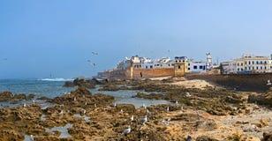 Medina de la ciudad de Esueyr, Marruecos fotografía de archivo
