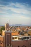 Medina de Marrakesh Imagenes de archivo