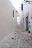 Medina de Sousse con las configuraciones blancas Fotos de archivo