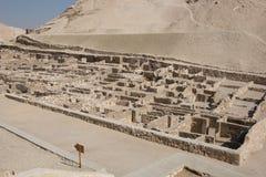 medina deir al Стоковое Изображение RF