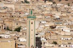 Medina di Fes Fotografie Stock