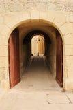 Medina doors Stock Photography
