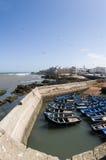 medina e vecchio essaouira Marocco Africa della città Fotografie Stock