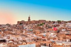 Medina em Sousse fotos de stock royalty free