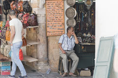 Medina em Tunes Fotos de Stock