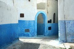 Medina en el capital Imagen de archivo libre de regalías