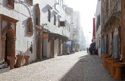 Medina of Essaouira Royalty Free Stock Photography
