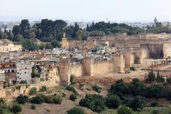Medina Fes, Марокко Стоковое Изображение RF