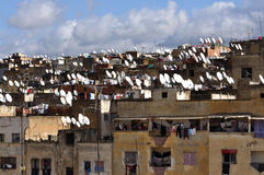 The medina in Fes, Morocco Royalty Free Stock Images