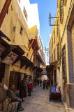 Medina of fes, Morocco Royalty Free Stock Images